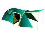 Четырехместные палатки