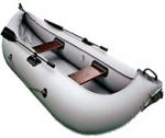 Двухместные надувные лодки для рыбалки