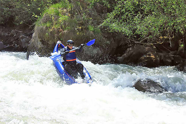байдарка каньон спорт