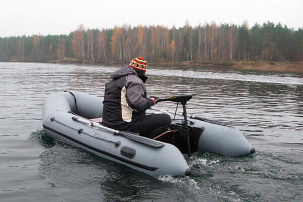 моторная лодка стрим-2900к