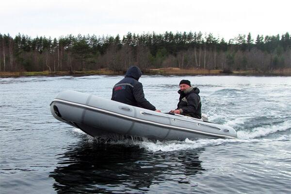 моторная лодка сибирь-3800