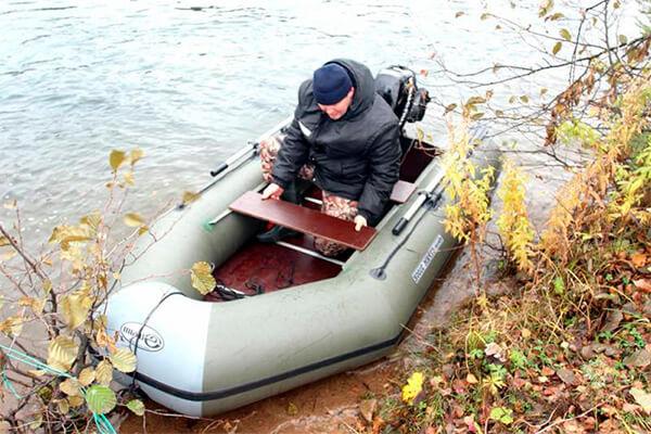 моторная  лодка стрим-3100к