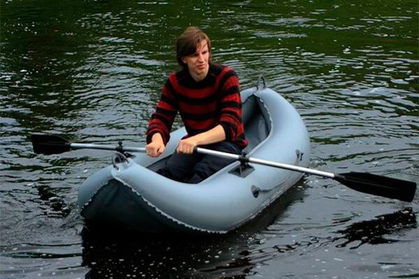 надувная лодка тузик-1