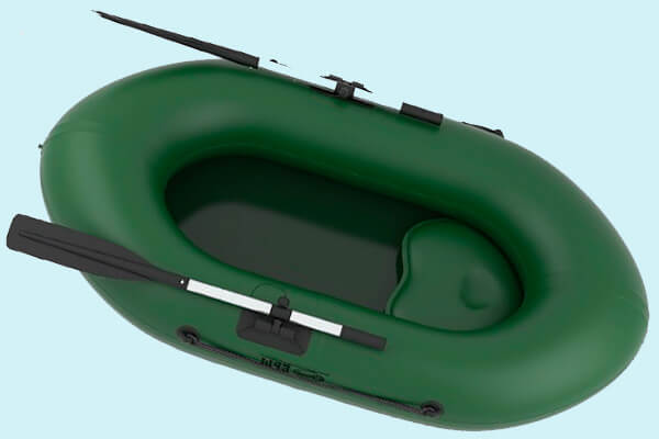 надувная лодка ёрш