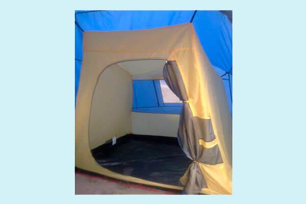 палатка sol castle 6