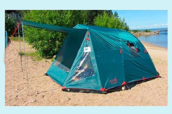 палатка tramp baltic wave 5 (v2)