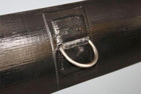 рафт urex-450 стальные полукольца