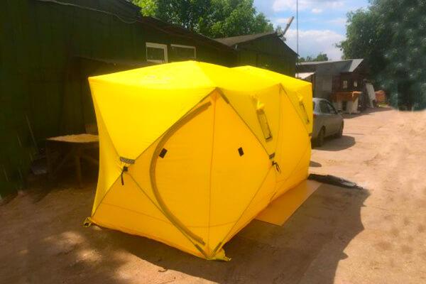 палатка-баня  tramp double hot cube