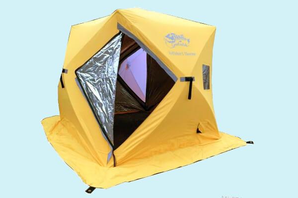 палатка icefisher 3 thermo