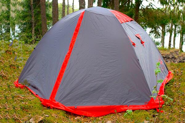 палатка tramp peak 2 (v2)