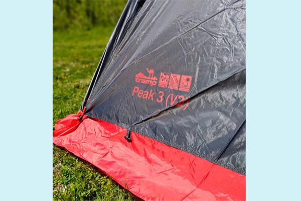 палатка tramp peak 3 (v2)