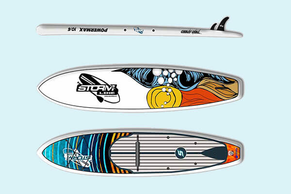sup доска stormline power max model 10.6 touring series