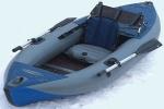 Каяк надувной для рыбалки Хатанга Fish Boat