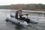 моторная лодка стрим-2900 бескилевая