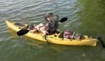 каяк для рыбалки riot escape 12 angler