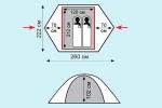 палатка tramp sarma 2 (v2)