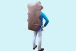Упаковочная сумка-рюкзак (для байдарок Хатанга)