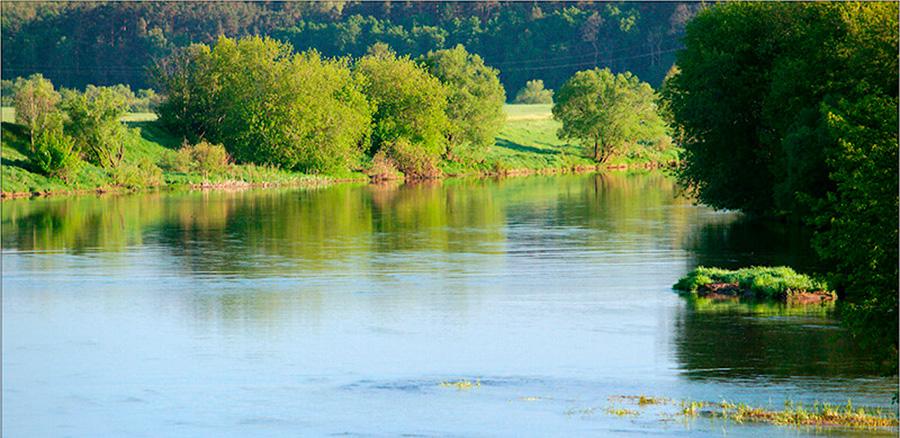 Сплав по рекам Подмосковья